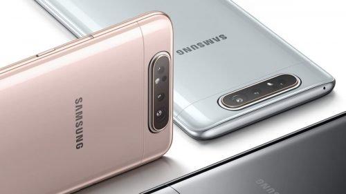 Samsung A90 Leak