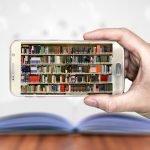 Книги на телефоне