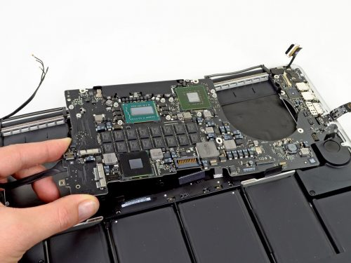 MacBook Air Botherboard