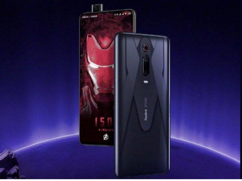 Xiaomi Redmi K20 Pro Avengers