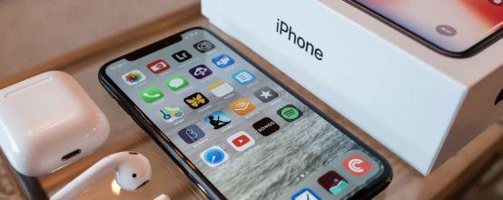 восстановленный айфон