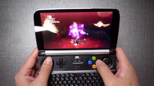 Игровой мини-ноутбук GPD Win 2