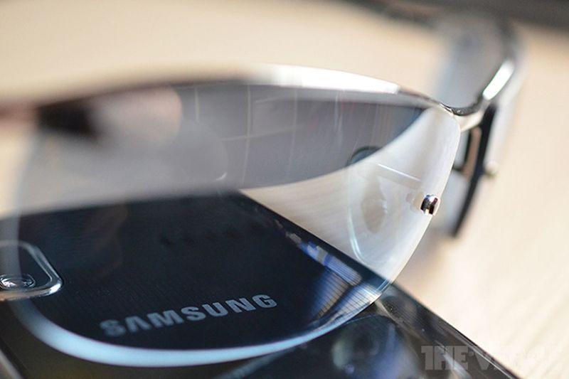 Samsung Smart-Glasses