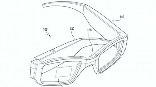 Samsung Smart-Glasses Concept
