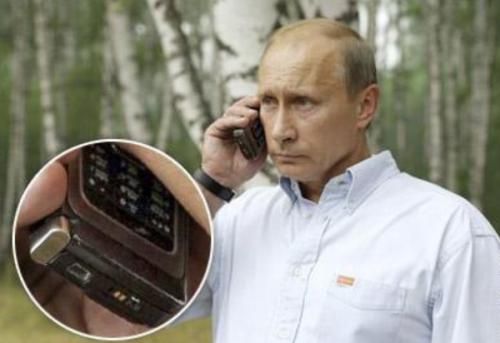 Телефон Путина