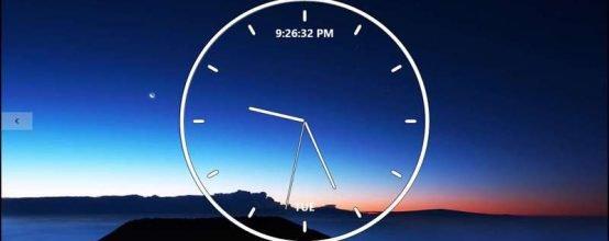 Часы на домашнем экране Андроида - в чем сложность установки