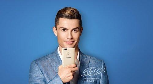 какой телефон у Роналду