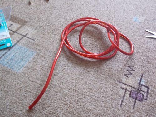 Изоляция с кабеля