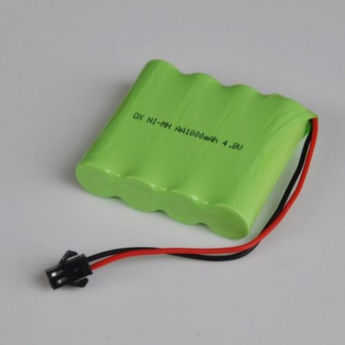 Никель-металлгидридный аккумулятор