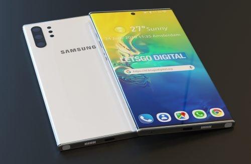 Samsung Galaxy Note 10+