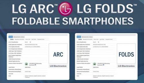 LG Foldable Smartphone