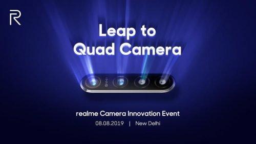 Realme 64-MP Camera