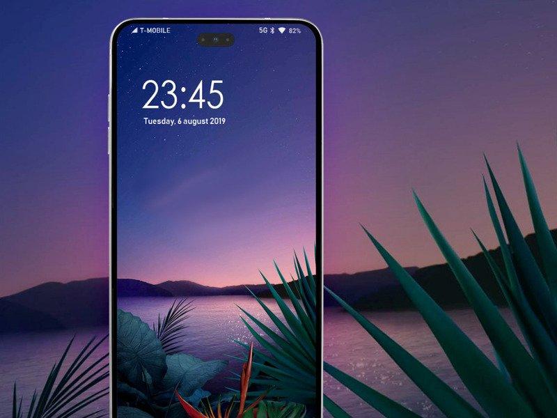 LG Smartphone Prototype