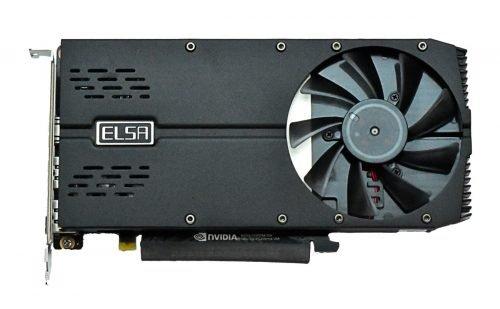 ELSA GeForce GTX 1650 SP