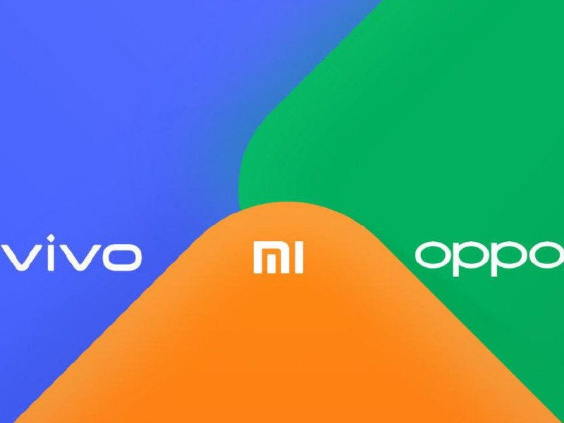 Vivo, Oppo, Xiaomi Aliance