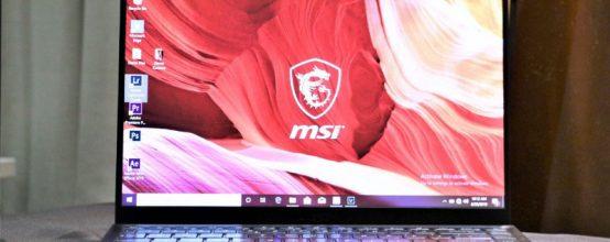 MSI Prestige 15