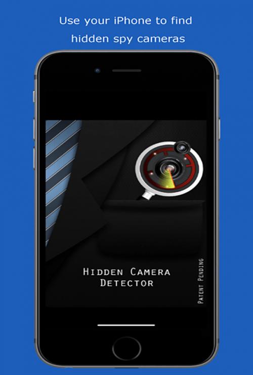 Hidden Camera Detector для IPhone