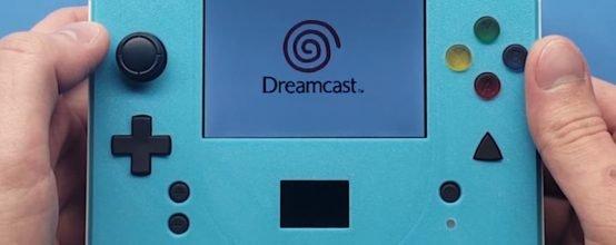 Sega Dreamcast 2DC