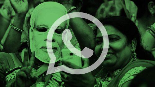 Поему в WhatsApp сообщение отправляется только в 5 чатов за раз