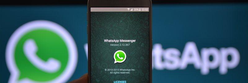 Почему в WhatsApp отправляется только 5 сообщений за раз