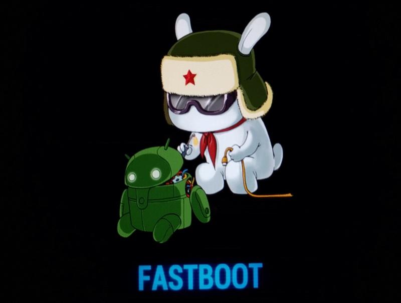 Разбираемся с проблемой Fastboot на экране смартфона