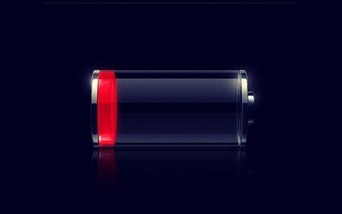 Разрядка батареи