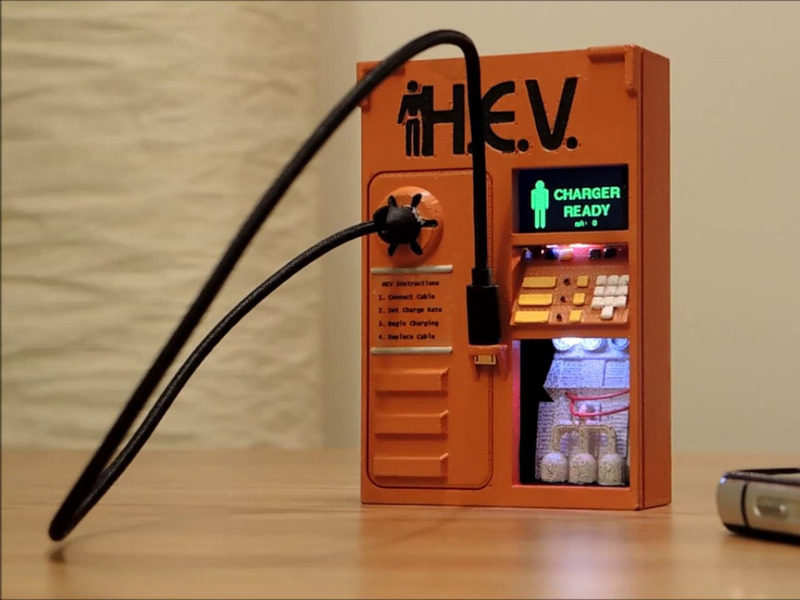 Half-Life Powerbank