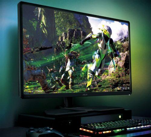 ASUS CG32UQ для игр