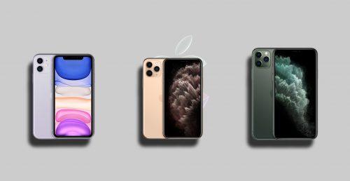 iPhone 11 Pro и iPhone 11 Pro Max