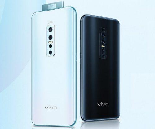 Расцветки Vivo V17 Pro