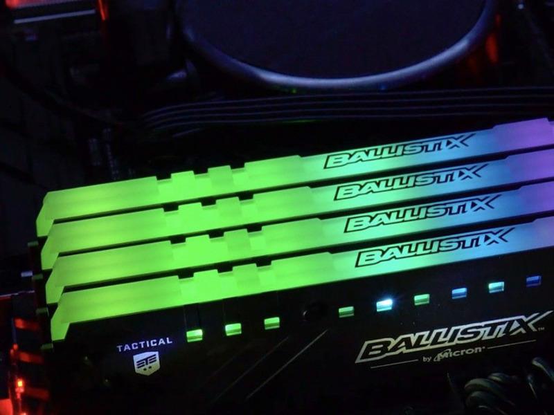 Micron Ballistix Tactical Tracer RGB