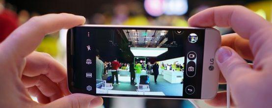 Камера в LG