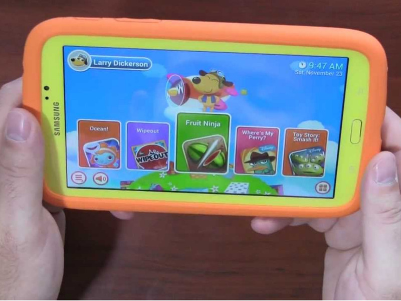 Galaxy Tab A Kids Edition