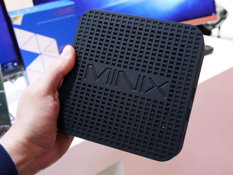 MINIX NEO G41V-4